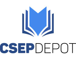 custom designed logo for csep depot
