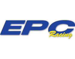 custom designed logo for epc racing
